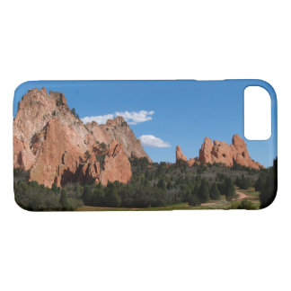 Case-Mate Barely There iPhone 7 Case Red Rocks