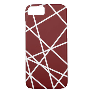 Case-Mate Barely There iPhone 7 Case WHITE ABST