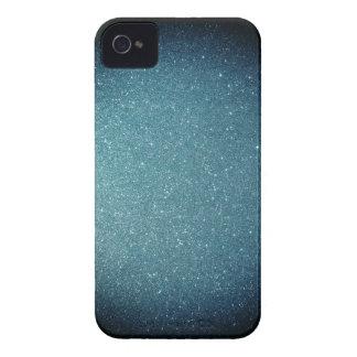 Case-Mate Case Blue Glitter Hipster Highlights