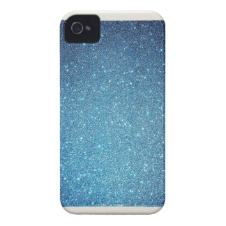 Case-Mate Case Blue Glitter Photograph Helga Contr