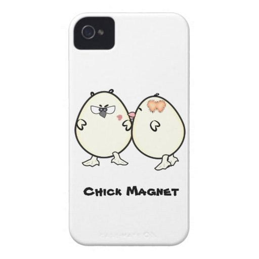 Case-Mate ID 4/4S Chick Magnet Case-Mate iPhone 4 Case
