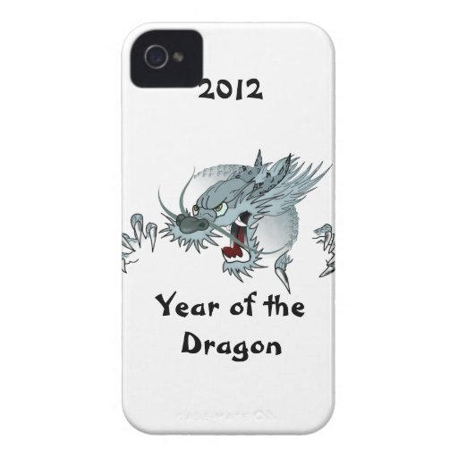 Case-Mate ID 4/4S Year of the Dragon Case-Mate iPhone 4 Case