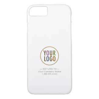 Case-Mate iPhone 7 Case Custom Logo & Owner Info