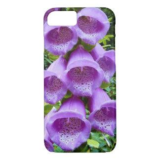 Case-Mate iPhone 7 Case Purple Flower