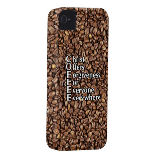 Case-Mate iPhone Skin COFFEE Beans Christ Offers F