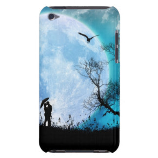 Case-Mate iPod Touch Barely There Case - moon Barely There iPod Covers