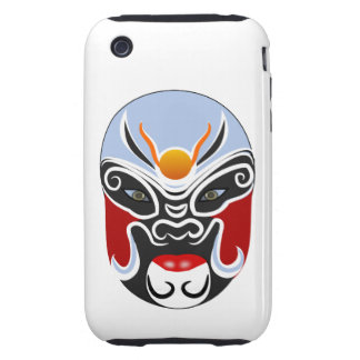 Case-Mate Tough 3G/3GS Beijing Opera iPhone 3 Tough Cases