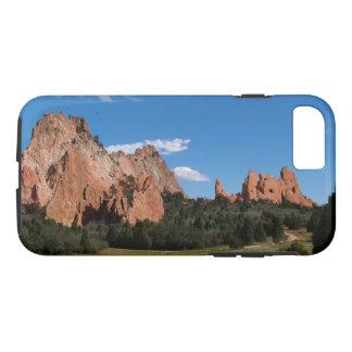 Case-Mate Tough iPhone 7 Case Red Rocks in Garden