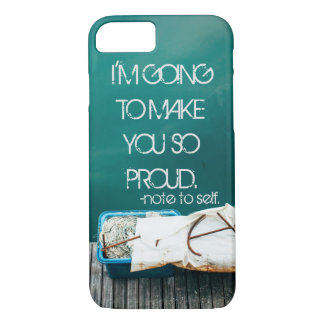 Case, Note to Self iPhone 7 Case