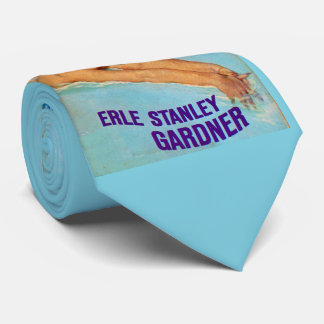 Case of the Negligent Nymph book cover Tie