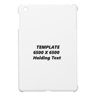CASE SAVVY TEMPLATE COVER FOR THE iPad MINI