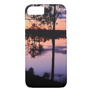 Case: Twilight by the lake iPhone 7 Case