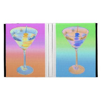 Caseable iPad Folio martini design iPad Case