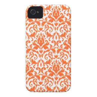 CaseMate iPhone 4 orange floral Case-Mate iPhone 4 Case
