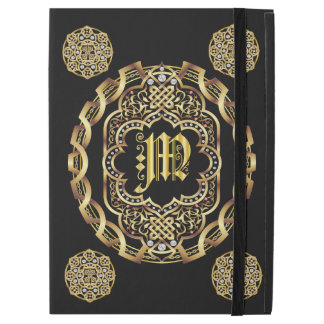 Cases All iPad Monogram M pick your back color