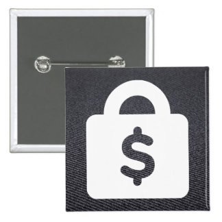 Cases Icon 15 Cm Square Badge