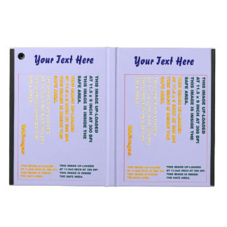 Cases iPad Air, Mini, and 2/3/4, Customize Case For iPad Air