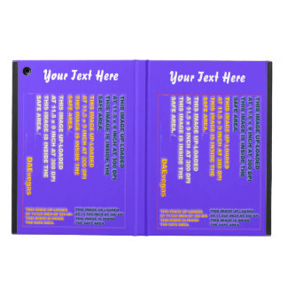 Cases iPad Air, Mini, and 2/3/4, Customize Cover For iPad Air