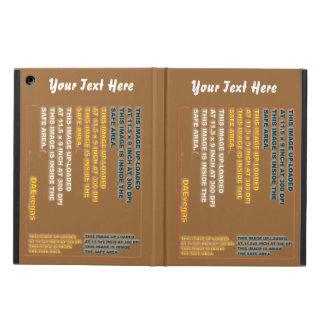 Cases iPad Air, Mini, and 2/3/4, Customize iPad Air Cases