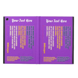 Cases iPad Air, Mini, and 2/3/4, Customize iPad Air Covers