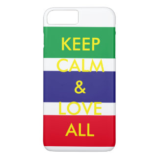Cases keep calm love all text