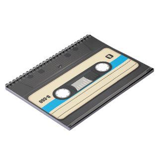 Casette Tape Notebooks