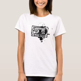 Casette Tape Women's T-Shirt