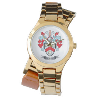 Casey Crest and Coat of Arms Watches