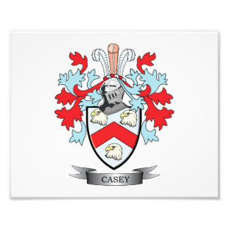 Casey Family Crest Photograph