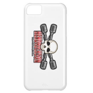 Casey Hendrickson Logo On Cell Phone Cases iPhone 5C Case