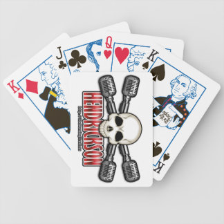 Casey Hendrickson Logo Playing Cards