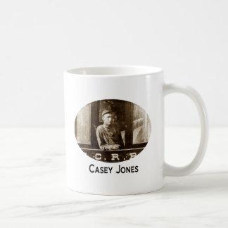 Casey Jones Train Coffee Cup