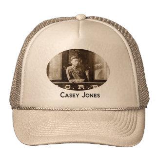 Casey Jones Train Hat