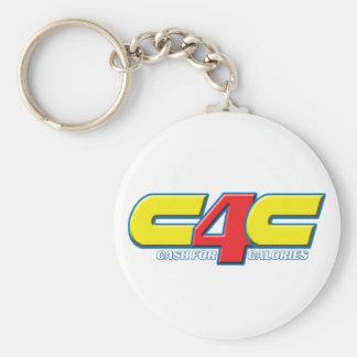 Cash4Calories Keychain