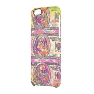 cash clear iPhone 6/6S case