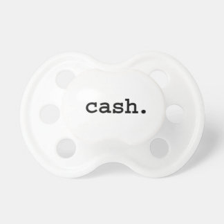 cash. dummy