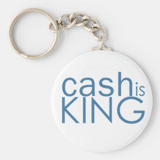 """Cash Is King 2.25"""" Round Keychain (Type C)"""