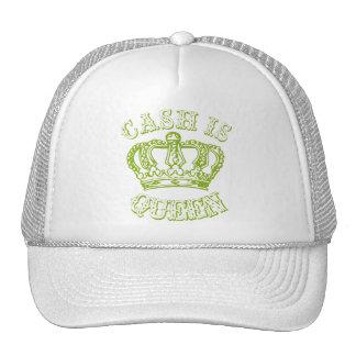 Cash Is Queen Mesh Hat