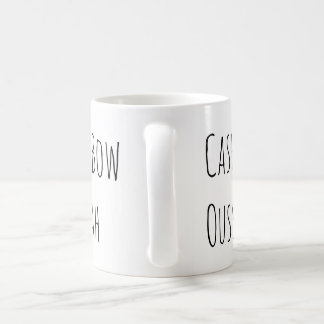 Cash Me Ousside Mug