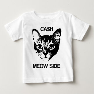 CASH MEOW SIDE BABY T-Shirt