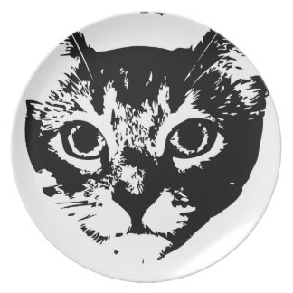 CASH MEOW SIDE PLATE