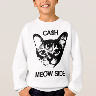 CASH MEOW SIDE SWEATSHIRT