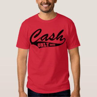 CASH ONLY BOYS SHIRT