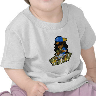 Cash Out Blue Shirt