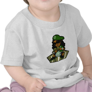 Cash Out Green T-shirt