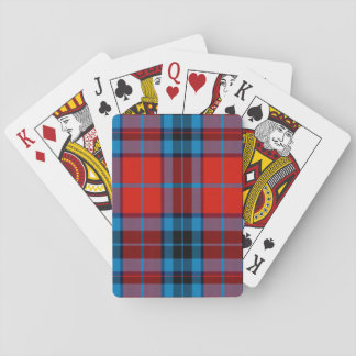 Cash Scottish Tartan Playing Cards