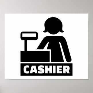 Cashier Poster