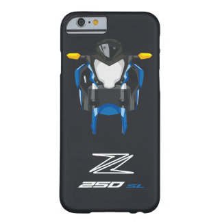 Casing Z250SL Blue Barely There iPhone 6 Case