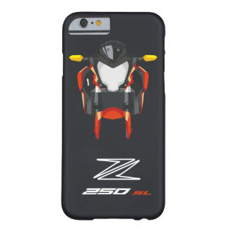 Casing Z250SL Orange Barely There iPhone 6 Case