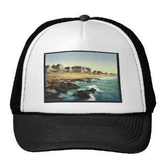 Casino and Grand Hotel Parame France vintage Pho Hat
